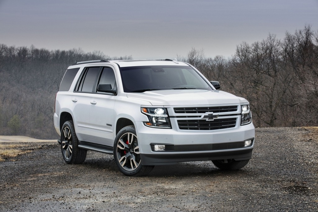 2022 Chevy Tahoe SS Wallpaper