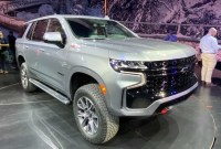 2022 Chevy Tahoe Z71 Pictures