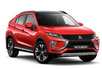 2022 Mitsubishi Eclipse Cross Powertrain