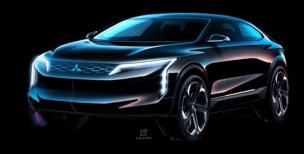 2022 Mitsubishi Eclipse Cross Wallpapers