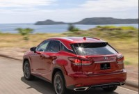 2022 Lexus RX350 Wallpapers