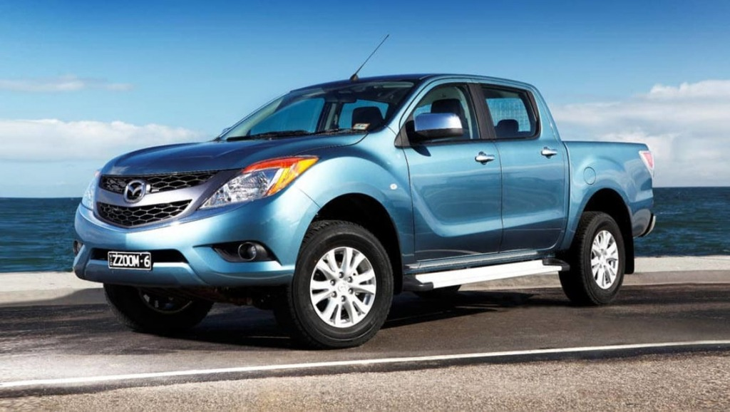 2023 Mazda BT50 Wallpapers