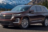 2022 Chevy Tahoe Redesign