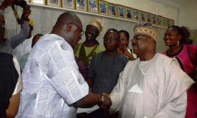 Oyo: Ajimobi celebrates victory at Tribunal, calls for end to pedestrian politics