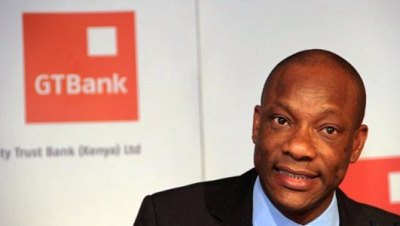 GT Bank declares final dividend of N2.40 per share in 2017