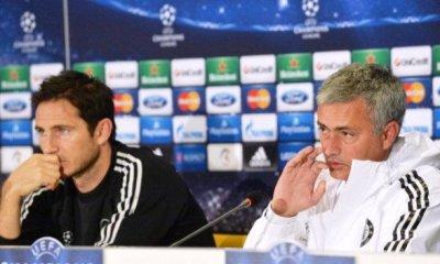 Chelsea will be back, Lampard backs Mourinho