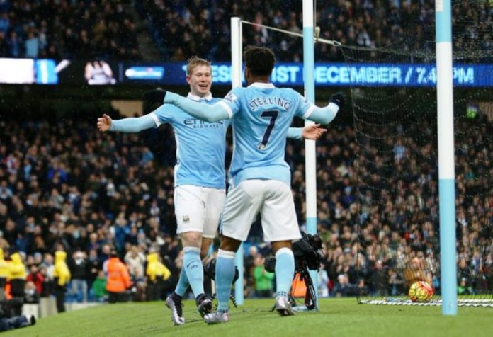 EPL REVIEW: Man City ends Southampton's unbeaten run