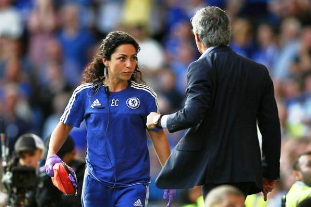 Mourinho fingered in Eva's law suit against Chelsea