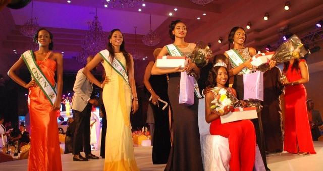 Pamela Peter-Vigboro Leesi, 22 emerges Miss Nigeria 2015