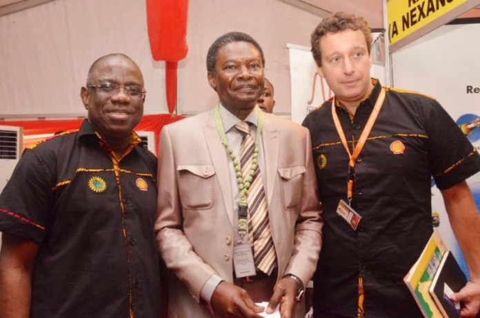 Nigerian companies showcase oil & gas potentials at Shell exhibition