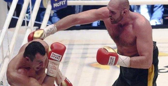 Tyson-Fury-Wladimir Klitschko