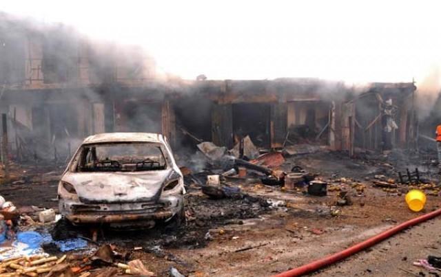 11 dead as twin blast hits Kano phone market