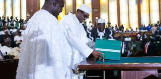 2016 budget missing at National Assembly