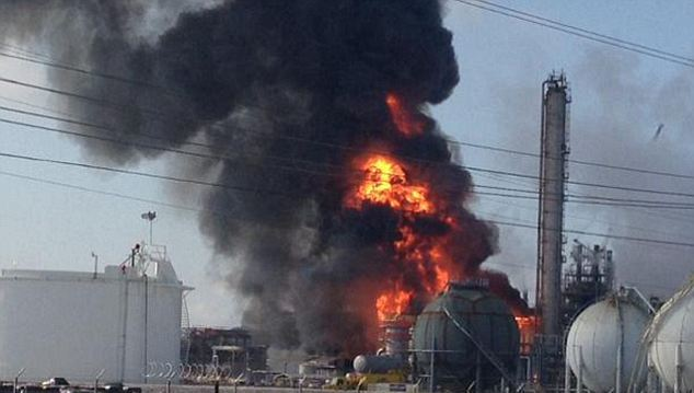 BLACK CHRISTMAS: 4 killed, 4 injured as gas plant explodes