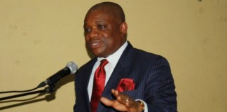 Kalu visits Ganduje, urges support for Buhari