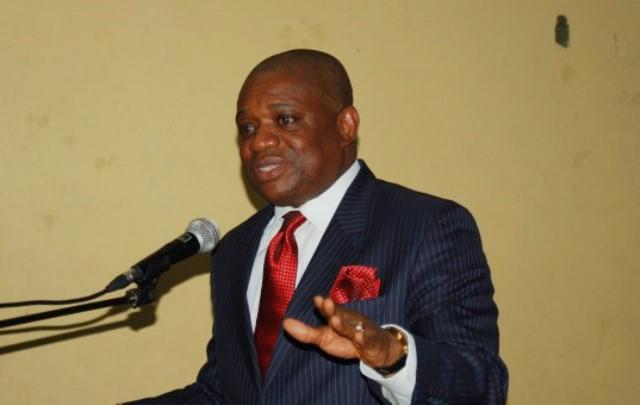 Kalu advices Buhari on pro-Biafra agitators, bemoans destruction of property by MASSOB