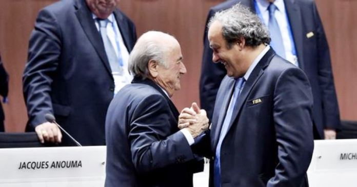 Blatter, Platini lose Fifa appeals, as bans reduced