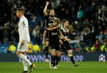 UCL: Ajax eliminate Ronaldo's Juventus with scintillating display