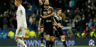 UCL: Ajax eliminate Ronaldo's Juventus with scintillating display