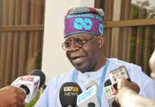 "Lagos State should be ""O Tope"" not ""O Toge"" – Tinubu"