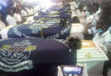 Tears, wailing as victims of Gombe Easter killing laid to rest