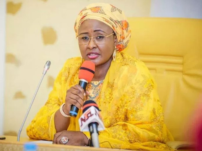 Aisha Buhari engages women, children ahead Presidential inauguration