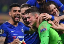 Chelsea beat Eintracht Frankfurt on penalty kicks to reach Europa League final