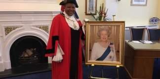 Another Nigerian Victoria Obaze becomes Mayor in UK