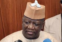 May 29: Gov. Yari inaugurates 77-member transition committee