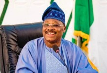 I'm leaving legacy of peace, security in Oyo – Ajimobi