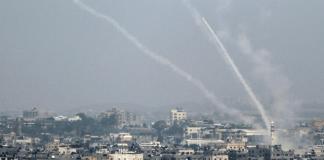 United States condemns rocket attacks on Israel