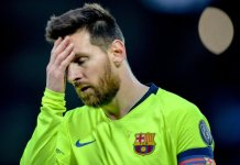 Barca failed to compete in loss to Liverpool, Messi says