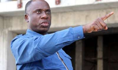Amaechi orders NRC to revaluate NRC facilities at Apapa port