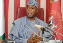 Saraki congratulates Muslim faithful for successful Ramadan, preaches national unity