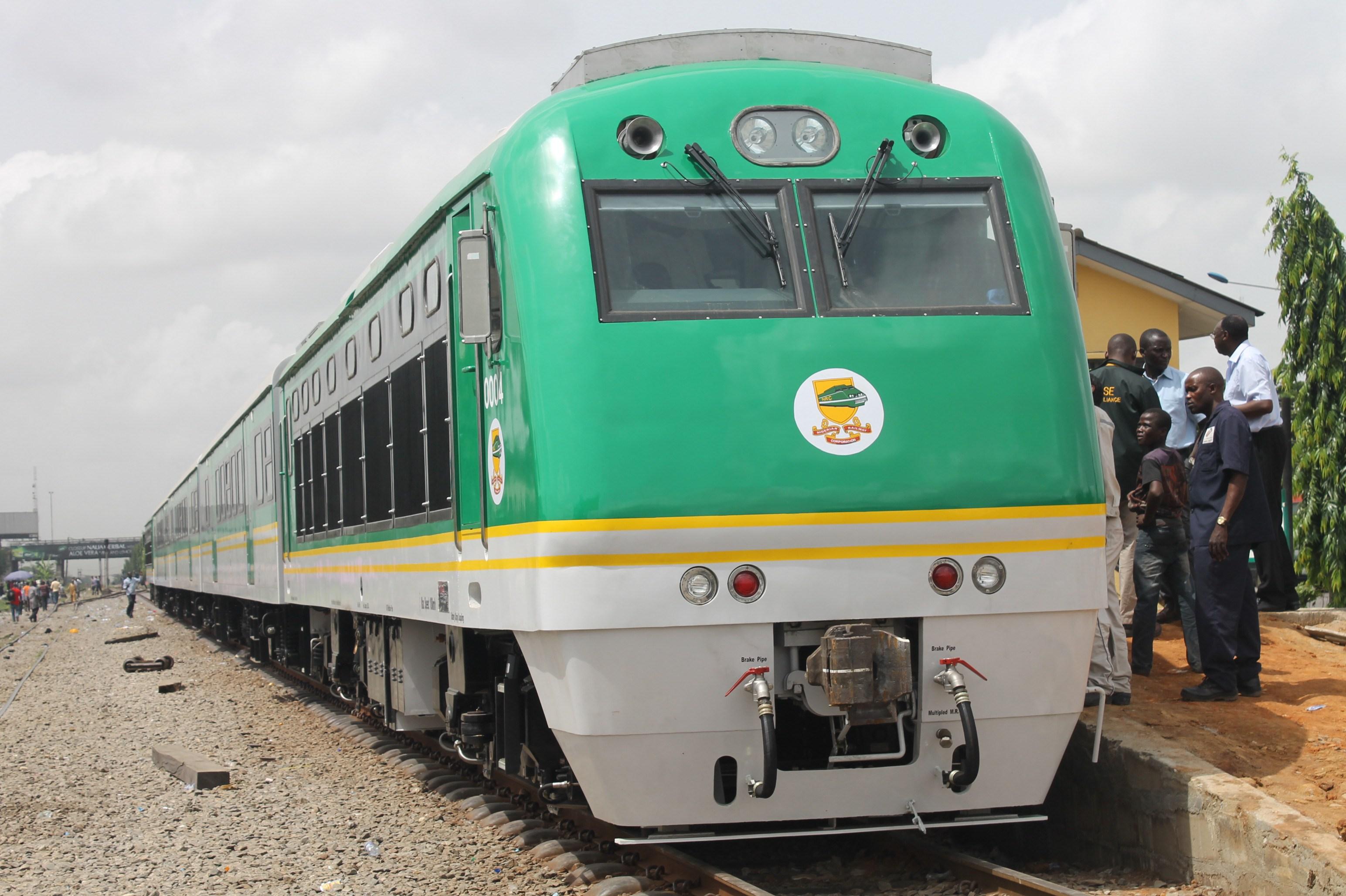 Nigerian Railway Corporation Nrc Ijoko Ogun