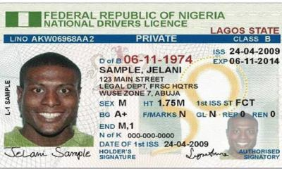 11, 251 driver's licences uncollected in Ogun – FRSC