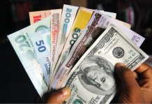 Naira exchanges at N359.4 to dollar at parallel market
