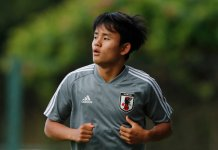 "Real Madrid sign ""Japanese Messi'' Kubo from FC Tokyo"