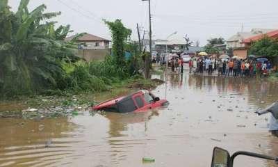 Flooding: Eti-Osa residents cry to Sanwo-Olu for help