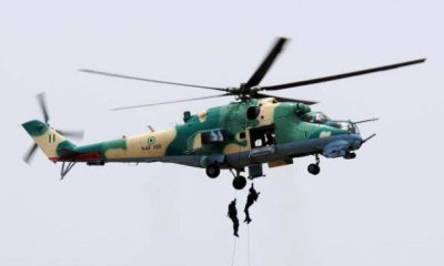 FG assures NAF of adequate infrastructures for Armed Forces