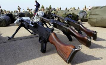 Weapon: Czeh Republic assures Nigerian army of continuous supply