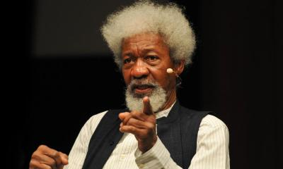 Start organising yourselves ahead 2023 elections, Soyinka urges Nigerian youth