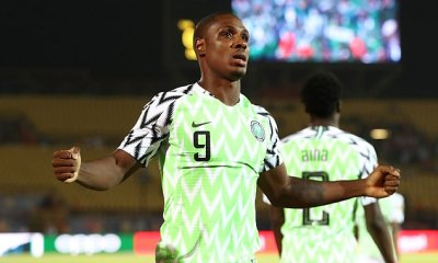 2019 AFCON: Ighalo's goal secures third-place for Nigeria