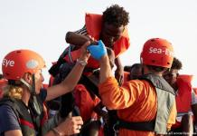 German boat, Sea-Eye rescues 44 additional migrants from Mediterranean
