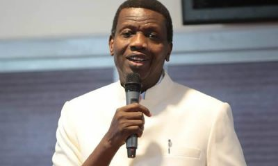 Leave Adeboye alone, direct your protest to govt., CAN tells musicians