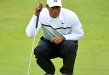 Tiger Woods to miss cut at British Open in spite of improved round