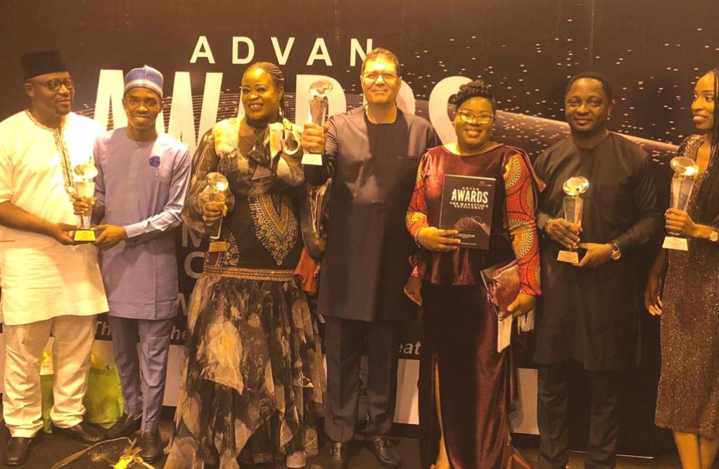HAYAT KIMYA'S top brand wins big at ADVAN award 2019