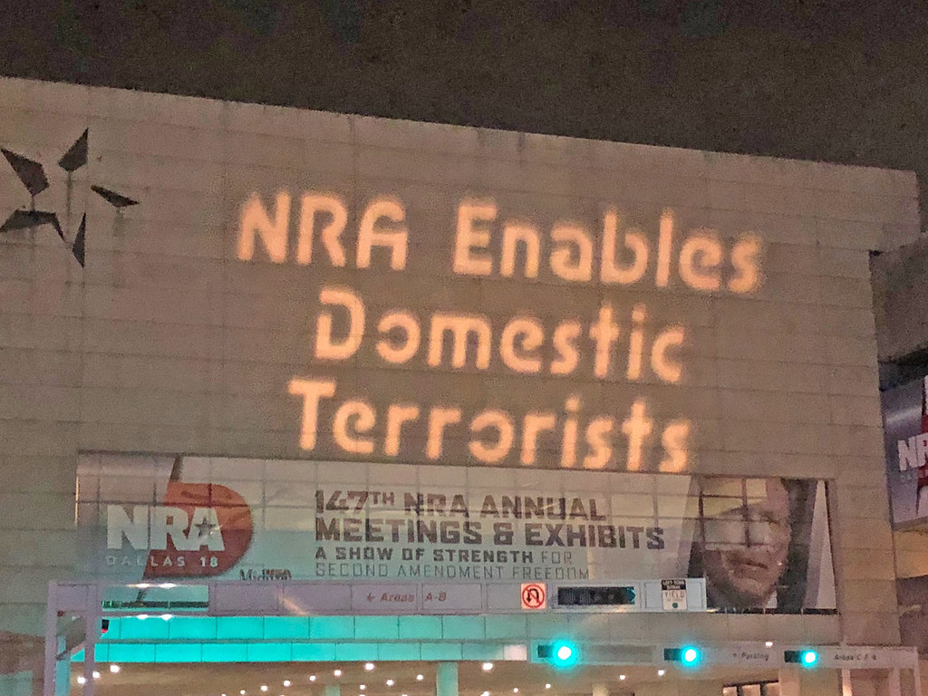 NRA doesn't even offer Thoughts and Prayers