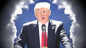 "Trump: ""Israeli Jews love him like 'the second coming of God'"""