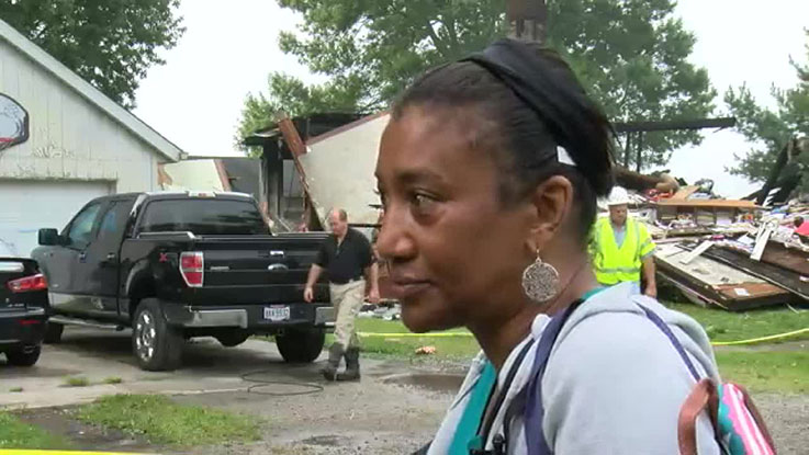 Home explosion in Sterling, Ohio investigated as a hate crime